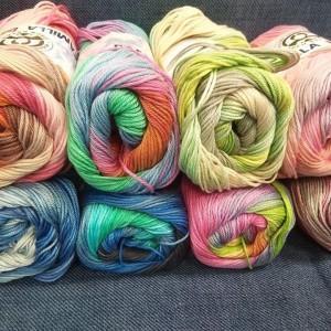 woczka kolorytowych nici