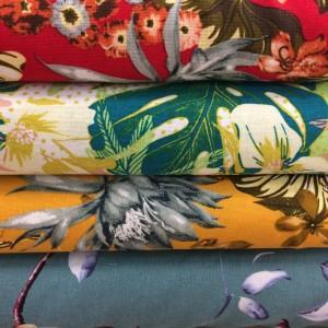 tkaniny z lnu